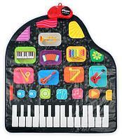 Игровой музыкальный коврик Happy Baby 330095 Grammix, фото 1