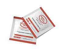 Спиртовые салфетки Septoneat в индивидуальной упаковке, размер: 90*100 мм