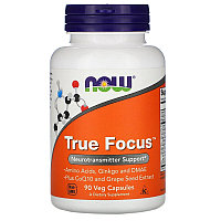 Now Food, True Focus, 90 капсул