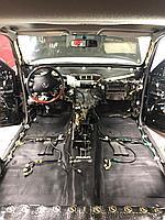 Шумоизоляция автомобиля в Алматы  (напольной части автомашины) ДЛЯ ДЖИПА