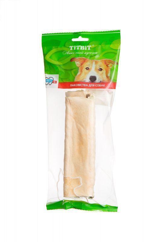 Багет с начинкой Большой для собак, TitBit - 70 г