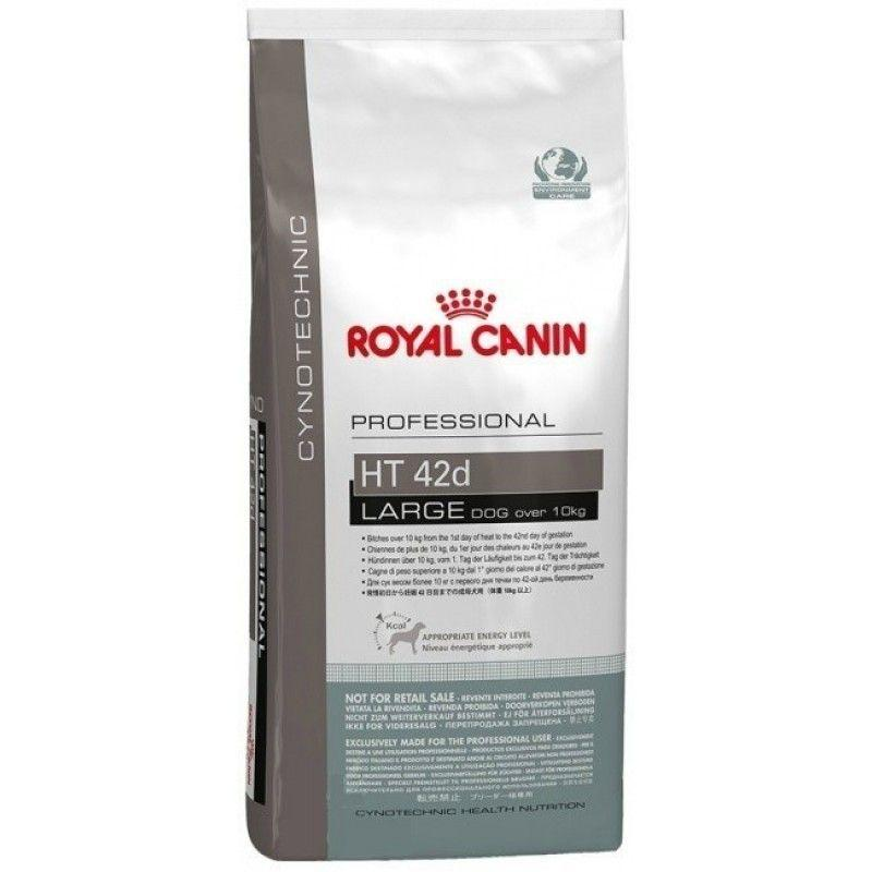Корм Royal Canin CYNO HT 42D для беременных собак - 17 кг