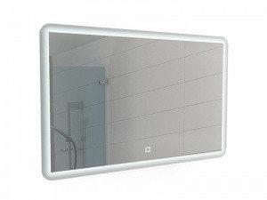 Зеркало Dream 120 alum с подсветкой Sansa, фото 2