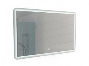 Зеркало Dream 120 alum с подсветкой Sansa