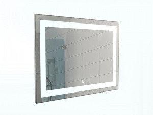 Зеркало Even 90 alum с подсветкой Sansa, фото 2
