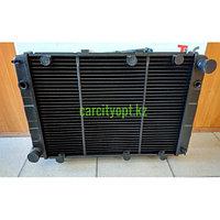 Радиатор охлаждения 2-х рядный 3110 медный