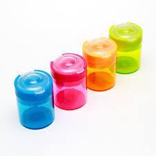 Точилка пластиковая