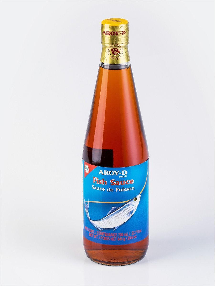 Соус рыбный AROY-D ,07 л
