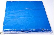 Студийный тканевый фон 4 м × 3 м синий, фото 2