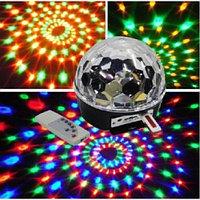 Дискотека мини-проектор для вечеринок  LED Crustal magic, фото 1