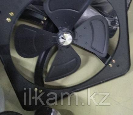 Осевой вентилятор с настенной панелью, фото 2