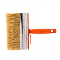 Кисть-ракля, 50 х 140 мм, натуральная щетина, пластмассовый корпус, пластмассовая ручка Sparta
