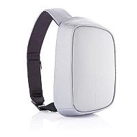 Рюкзак Bobby Sling, серый, Длина 21 см., ширина 9 см., высота 32,5 см., P705.782
