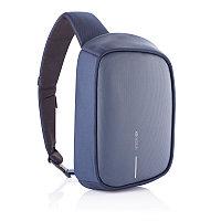 Рюкзак Bobby Sling, темно-синий, Длина 21 см., ширина 9 см., высота 32,5 см., P705.785