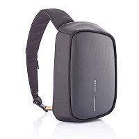 Рюкзак Bobby Sling, черный, Длина 21 см., ширина 9 см., высота 32,5 см., P705.781