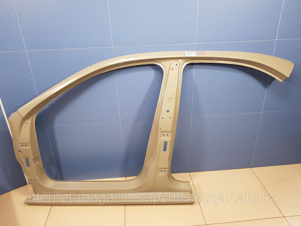 5JH809605 Боковина кузова левая для Skoda Rapid 2013- Б/У - фото 1
