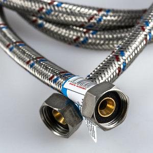 гибкие шланги для подключения воды и газа