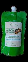 DR. KANG ARGAN PREMIUM HAIR TREATMENT Бальзам-маска для волос Премиум-класса с Аргановым маслом 500мл