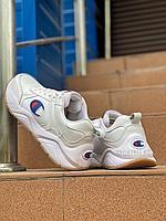 Кроссовки Champion белые