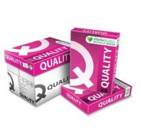 "Бумага ""QUALITY RED"", А4, 80 гр/м2, 500 л, КЛАСС ""С""  Double A"