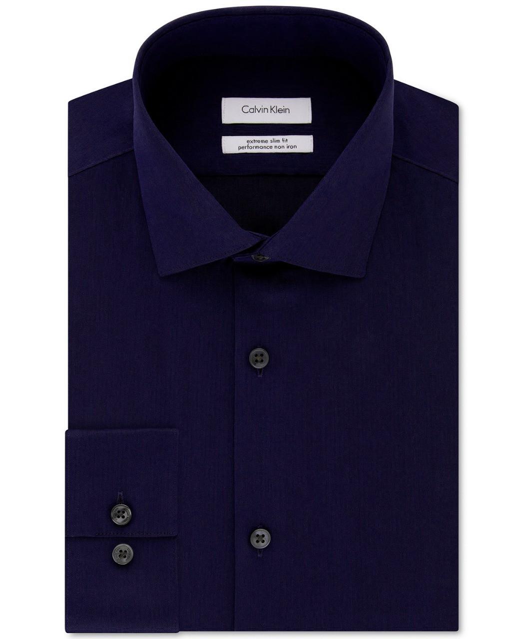 Calvin Klein Рубашка мужская 2000000342597 - фото 1