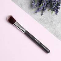 Кисть для макияжа 'Brush GRAPHITE', 17,5 см, цвет серый