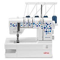ELNA easycover швейная машина (распошивальная)