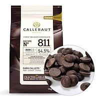 Шоколад Callebaut темный 54,5%