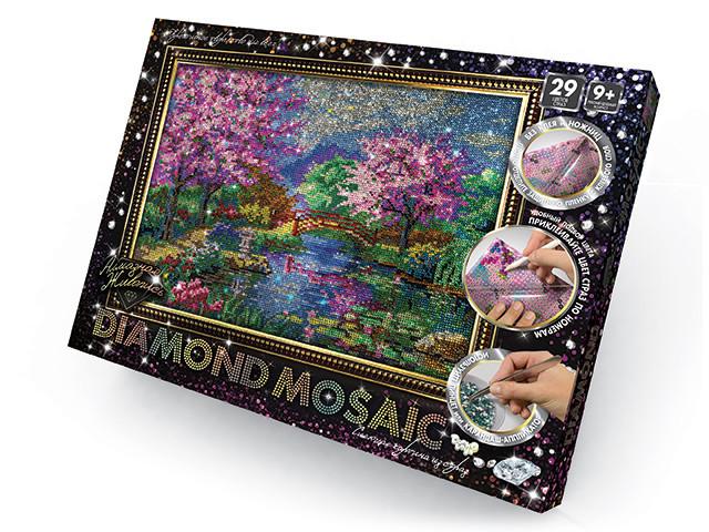 Набор креативного творчества «Diamond Mosaic Цветущий сад»(10)