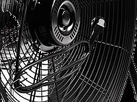Промышленные мобильные вентиляторы  BIF-12D, фото 7