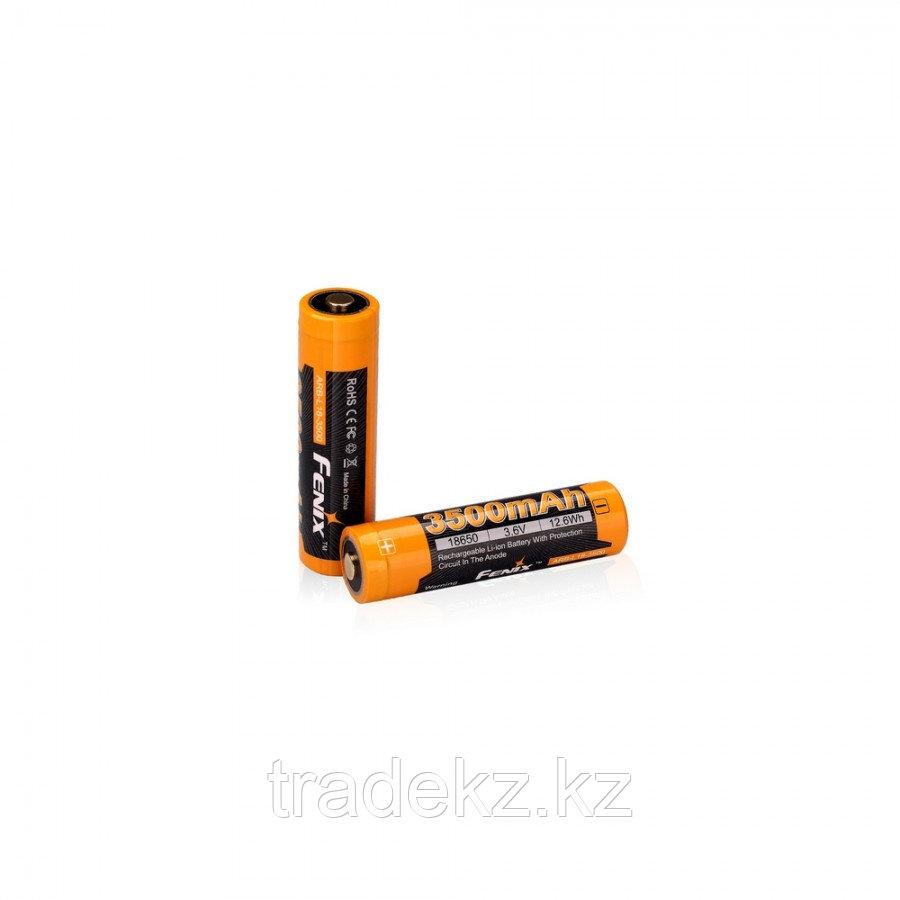 Аккумулятор для фонарей FENIX ARB-L18-3500, 18650, Li-ion, 3.6V, 3500mAh