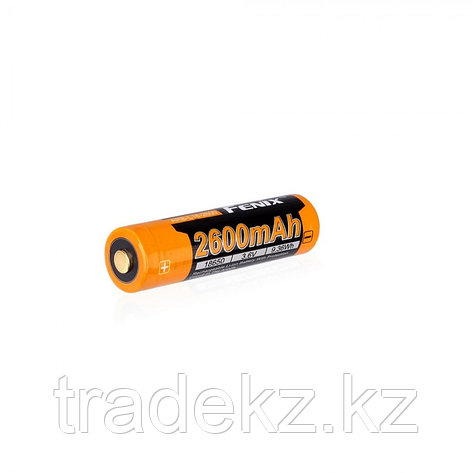 Аккумулятор для фонарей FENIX ARB-L18-2600, 18650, Li-ion, 3.6V, 2600mAh, фото 2