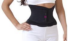 Пояс-корсет утягивающий Miss Belt (Мисс Белт) размер S/M, фото 3