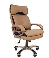 Кресло руководителя CHAIRMAN 505 Экокожа (чёрный, серый, бежевый)