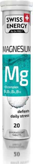 """""""Swiss Energy"""" Магний + комплекс витаминов Б"""