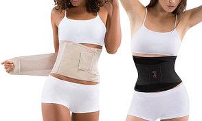 Пояс-корсет утягивающий Miss Belt (Мисс Белт), цвет черный, размер S/M, фото 3