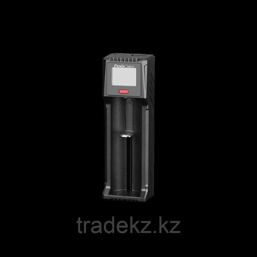 Зарядное устройство Fenix ARE-D1 для 1 аккумулятора Li-ion, функция POWERBANK