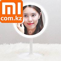 Настольное зеркало с подсветкой Xiaomi Mi DOCO Daylight Mirror. Оригинал.