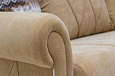 Комплект мягкой мебели Роуз, Бежевый, Нижегородмебель и К(Россия), фото 3