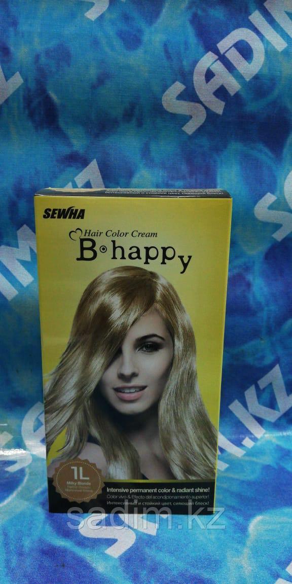B Happy ( 1L ) - Краска для волос-Молочный блонд