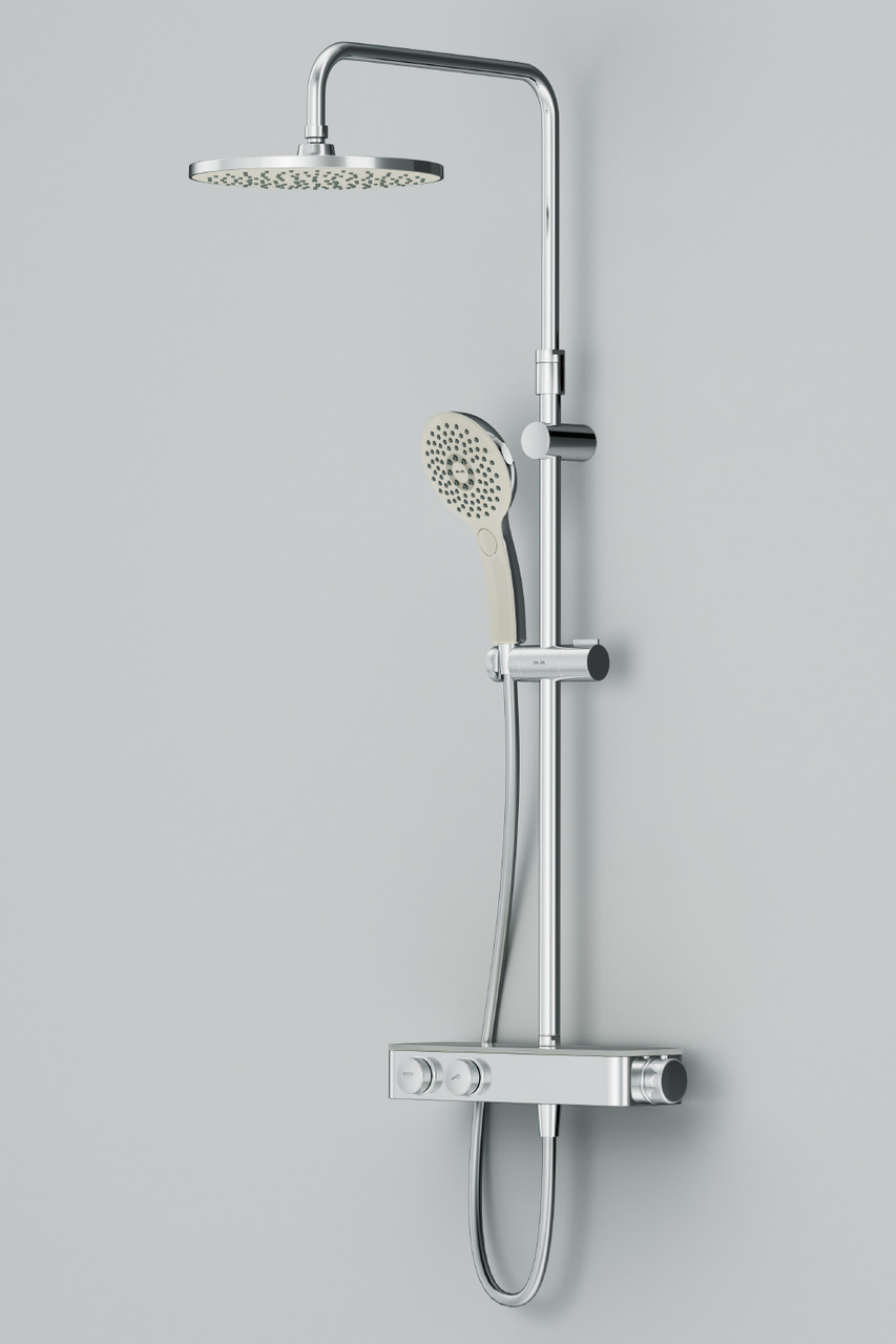 Душевая система ShowerSpot с термостатом AM.PM F0750A400