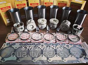 Поршневая группа 6bg1 и 4hk1 на экскаватор Hitachi ZX240