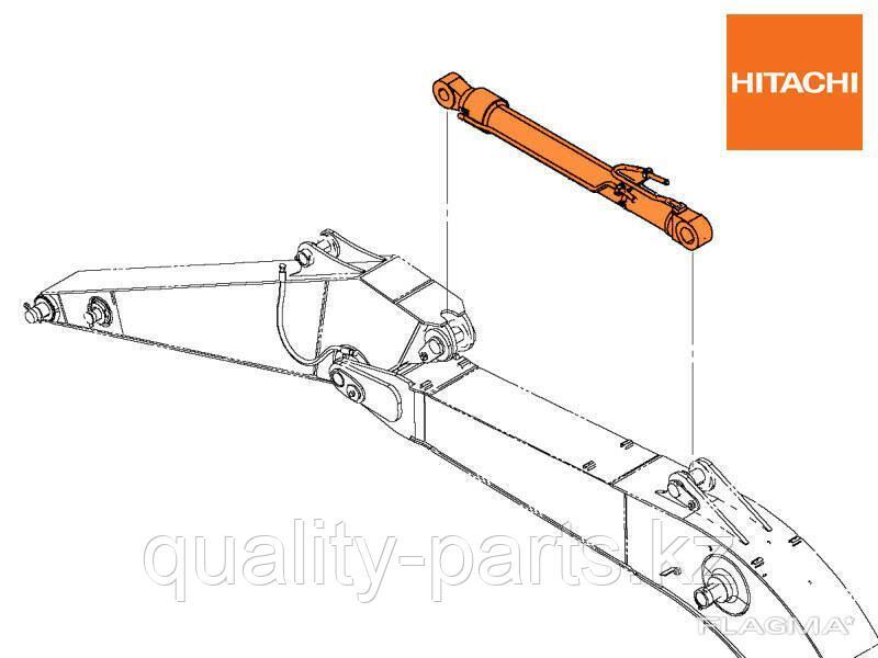 Гидроцилиндр ковша, стрелы, рукояти на Hitachi ZX480