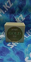 Petitfee Premium Gold & EGF Eye Patch -  Гидрогелевые патчи для век с золотыми частицами и фактором роста EGF