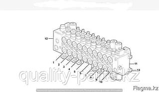 Гидрораспределитель на Volvo BL71, BL61