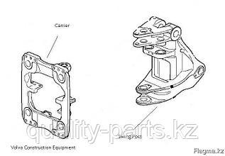Поворотная рама (Swing Post) на Volvo BL71, BL61