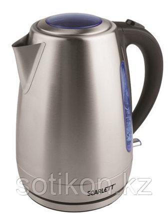 Электрический чайник Scarlett SC-EK21S70 (металл), фото 2