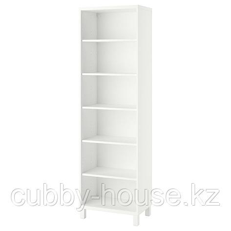 БЕСТО Шкаф, белый, 60x40x202 см, фото 2