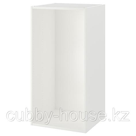 ОПХУС Каркас, белый, 60x55x120 см, фото 2