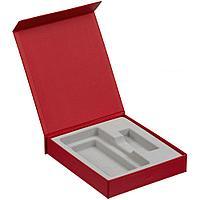 Коробка Rapture для аккумулятора 10000 мАч и флешки, красная, фото 1